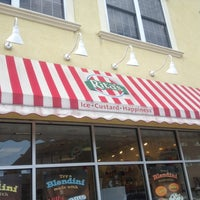 Photo taken at Rita's Italian Ice by Sterling M. on 6/30/2012
