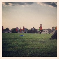 Photo taken at Spring Creek Soccer Complex by Jinx on 8/14/2012