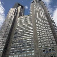 Foto tirada no(a) Tokyo Metropolitan Government Building por Tadashi H. em 6/20/2012