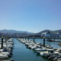 Photo taken at Muelle Cruceros de Getxo by Romina Q. on 7/23/2012