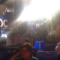 Photo taken at MSNBC Broadcast Stage at Channelside by Teresa O. on 8/31/2012
