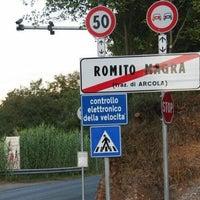 Photo taken at Romito Magra by Eugenio V. on 5/30/2012