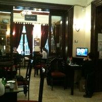 Photo taken at Melekler Kahvesi by Tpygt C. on 4/12/2012