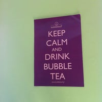 Photo taken at Bubble Tea 7 + VietMama by Anna M. on 8/18/2012