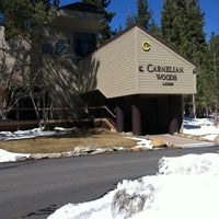 Photo taken at Carnelian Woods Lodge by Christa K. on 3/8/2012