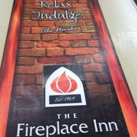 Photo taken at The Fireplace Inn by CjAy on 6/30/2012