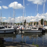 Photo taken at Pekelharinghaven by Matthijs K. on 7/22/2012