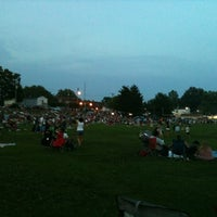 Photo taken at Victory Park by Lara S. on 7/5/2012