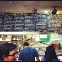 Photo taken at Thomas Sweet Ice Cream Co. by David F. on 7/6/2012