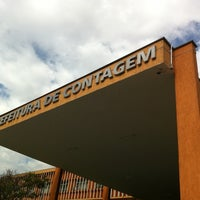 Photo taken at Prefeitura de Contagem by Flávio L. on 8/3/2011