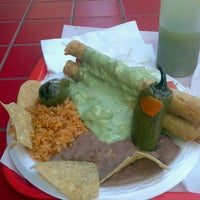 Photo taken at El Taquito by John V. on 11/1/2011
