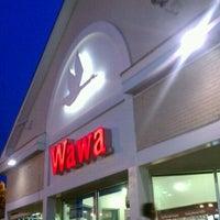 Photo taken at Wawa by Kellie G. on 7/25/2011