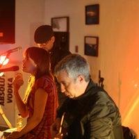 Photo taken at Muza Restaurant & Lounge by Muza Art Lounge on 5/21/2012