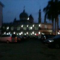 Photo taken at Masjid Nur Abu Wizaar by Sultoni on 7/19/2012