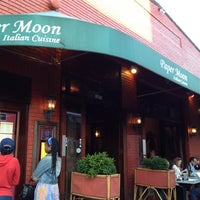 Photo taken at Paper Moon Restaurant by Mario T. on 5/11/2012