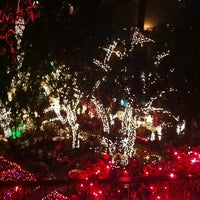 Photo taken at Festival Of Lights by Alicia M. on 11/27/2011