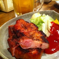 Photo taken at ひもの野郎 by usaginomoko on 1/14/2012