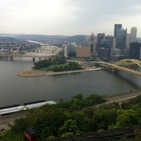 Photo taken at Duquesne Incline by Jon h. on 9/4/2011