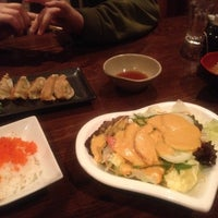 Photo taken at Umi Sushi Japanese Restaurant by Jeanna G. on 4/8/2012