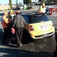 Photo taken at San Mateo Car Wash by Matthew R. on 12/17/2011
