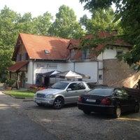 Photo taken at Orfűi Kistó by Gabriel B. on 6/21/2012