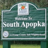 Photo taken at South Apopka by Ronnie P. on 10/13/2011