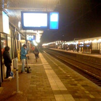 Photo taken at Station Driebergen-Zeist by Jeroen v. on 10/28/2011