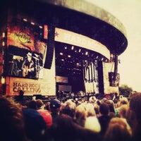 Foto tirada no(a) Hard Rock Calling por Theodore O. em 7/16/2012