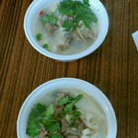 Photo taken at Lamb Noodle Soup by Joe C. on 4/16/2011