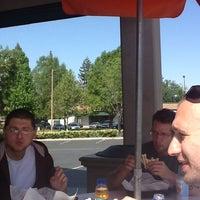 Photo taken at Quiznos by Olga B. on 5/15/2012