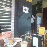 Photo taken at La Cafetera by Jezabel P. on 11/14/2011
