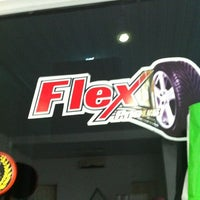 Photo taken at Centro Automotivo Flex Pneus by Poizeh N. on 3/3/2012