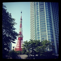 Photo taken at The Prince Park Tower Tokyo by Akihiko S. on 5/18/2012