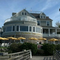 Photo taken at Bar Harbor Inn by Monroe H. on 5/21/2012