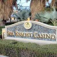 Photo taken at Spa Resort Casino by Joy B. on 7/30/2012