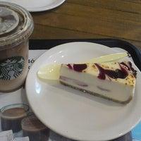 Photo taken at Starbucks by Petar T. on 8/14/2012