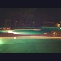Photo taken at Alborea Eco Lodge Suites by Kaos on 9/4/2012
