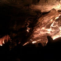 Photo taken at Howe Caverns by Paul M. on 4/23/2011