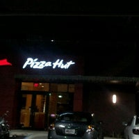 Photo taken at Pizza Hut by Marvin on 1/15/2012