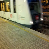 Photo taken at Metro seminari ceu by Pedro N. on 9/12/2011