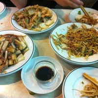 Photo taken at Zhou Yulong (El Restaurante Chino de Plaza de España) by Patricia R. on 11/9/2011