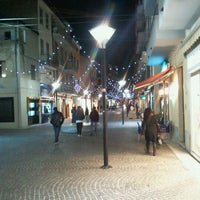 Photo taken at Corso di San Benedetto by Alessandro M. on 12/29/2011