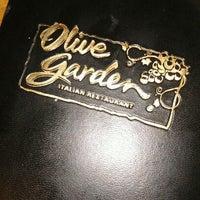 Photo taken at Olive Garden by Nadia K. on 11/12/2011