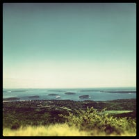 Photo taken at Cadillac Mountain by kevin m. on 6/29/2012
