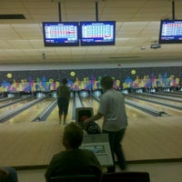 Photo taken at Cave Springs Lanes by shannon w. on 9/6/2011