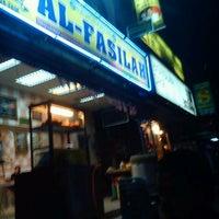 Photo taken at Restoran Al-Fasilah by Ahmad F. on 9/1/2011