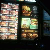 Photo taken at Burger King by Ji Yoon K. on 11/10/2011