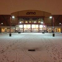 Photo taken at Cineplex Cinemas Courtney Park by Chuck K. on 12/28/2011