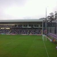 Photo taken at Estádio da Madeira by Marco P. on 7/21/2011