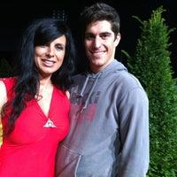 Photo taken at Stadio Velodromo Rino Mercante by Franca on 7/21/2012